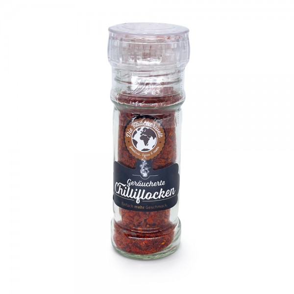 Geräucherte Chiliflocken - Gewürzmühle 35 g